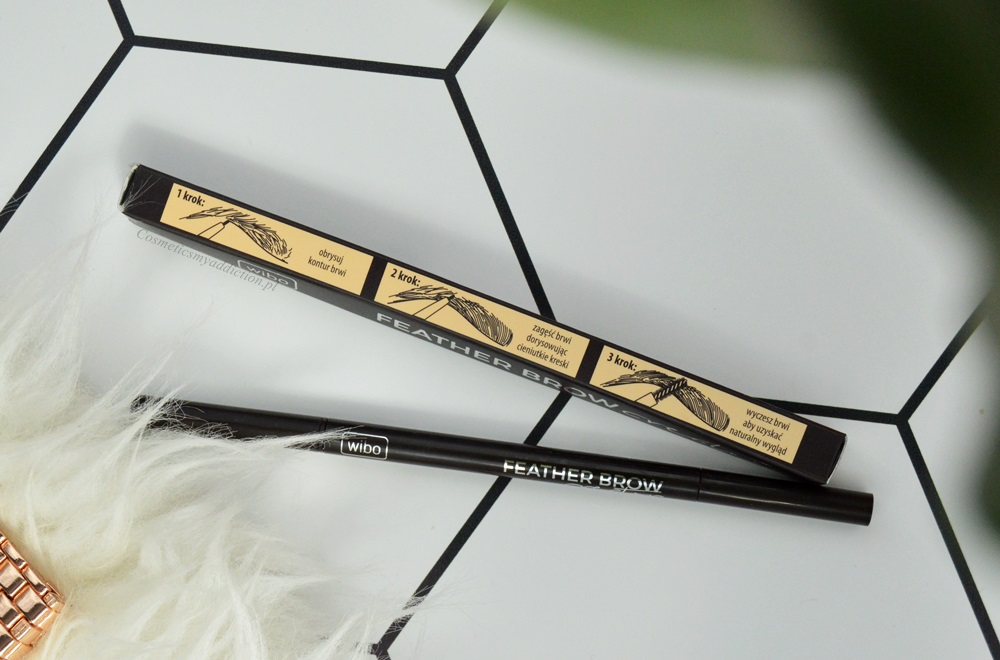 Wibo, Feather Brow Creator vs Golden Rose Precise Browliner