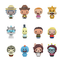 Pint Size Heroes: Rick and Morty Target