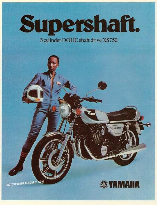 Supershaft - Yamaha XS750