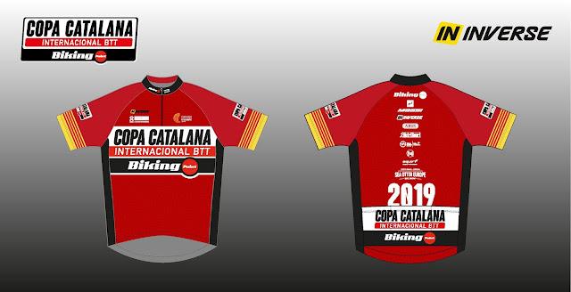 La Copa Catalana Internacional Biking Point y la Super Cup Massi presentan los maillots de líder 2019
