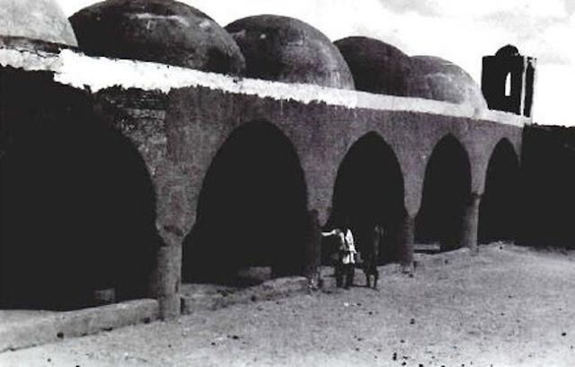 مسجد في ابو عريش 1937م