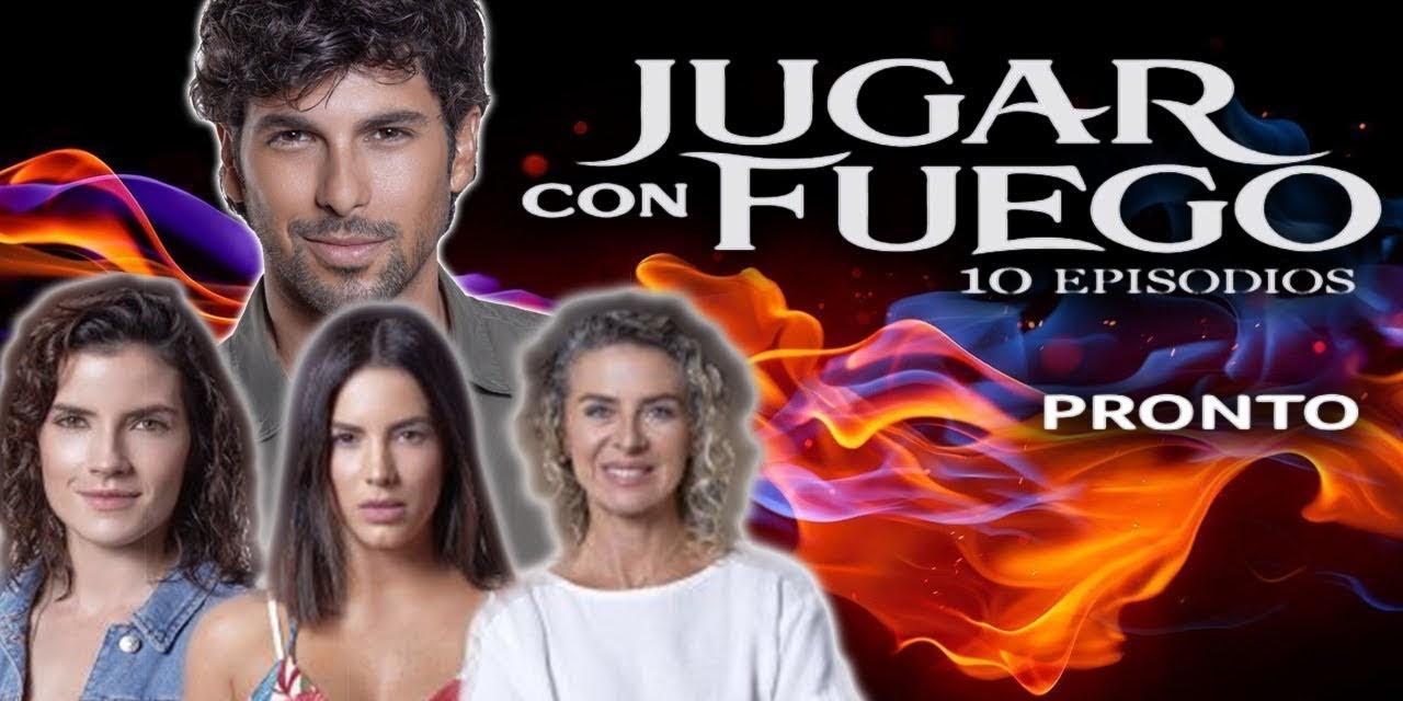 Telenovelas Videos: Jugar con fuego 2019 Capitulo Online