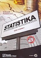 Judul Buku : Statistika Untuk Ekonomi Dan Keuangan Modern Edisi 3 Buku 1 Disertai CD Suplemen