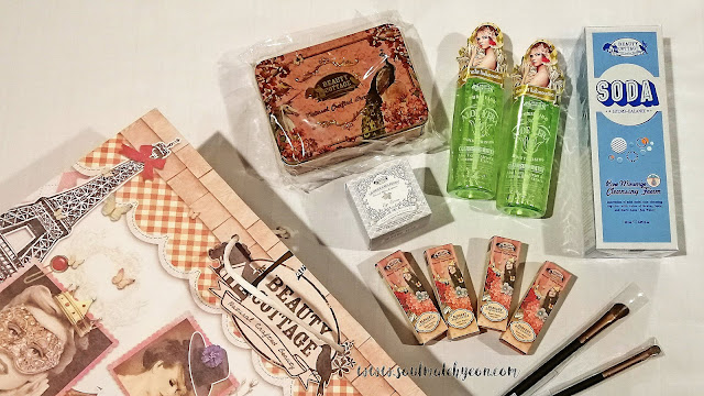 Beauty Cottage Haul at Terminal 21, Thailand