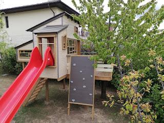 Lombház építése gyerekeknek