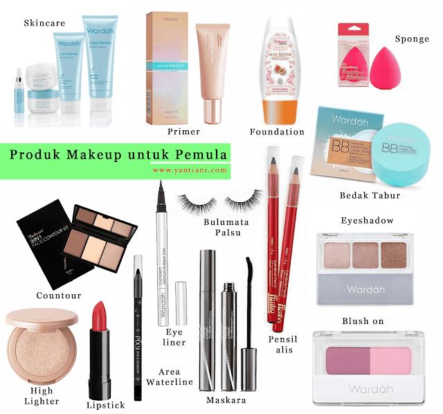 makeup pemula