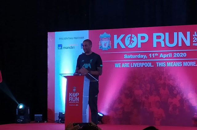 Liverpool Legend Talk about the Positive Message of Kop Run and the Premier League Title