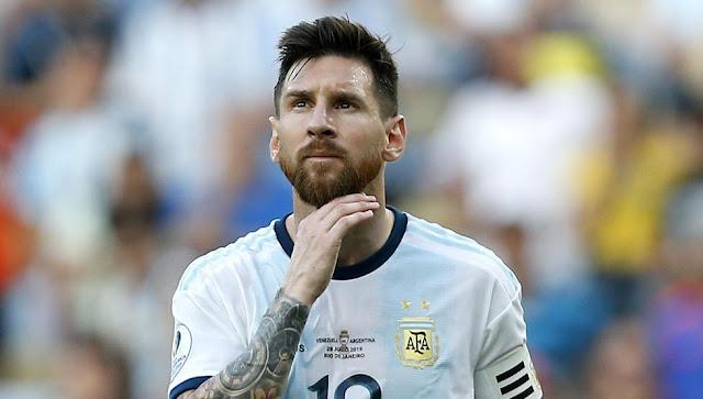 Đánh bại Venezuela, Messi thú nhận sự thật đáng buồn