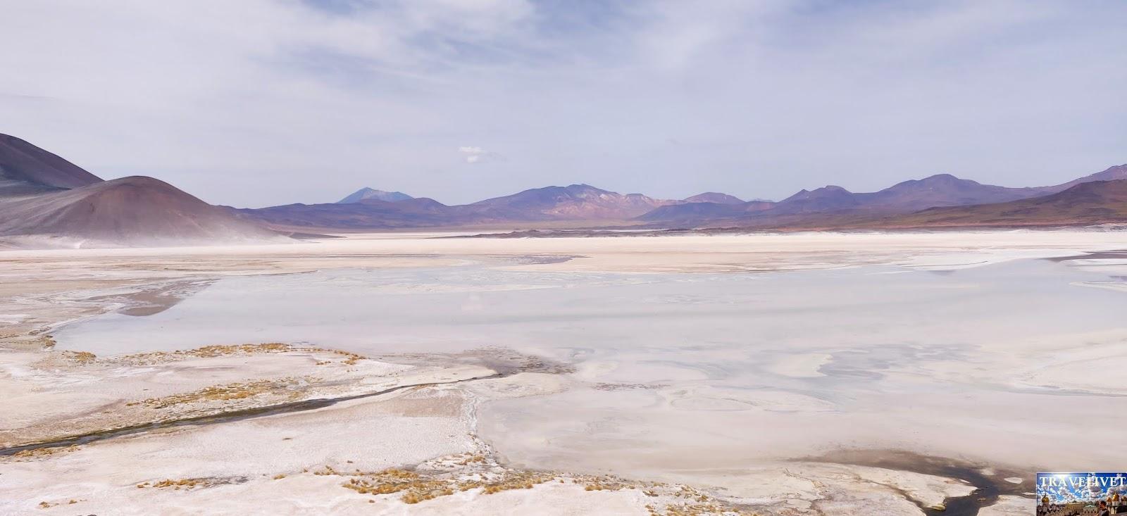 Chili Chile San Pedro de Atacama désert piedras rojas
