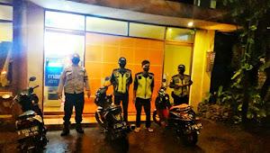 Cegah Rawan Malam Minggu Polsek Nagreg Polresta Bandung Tingkatkan Patroli