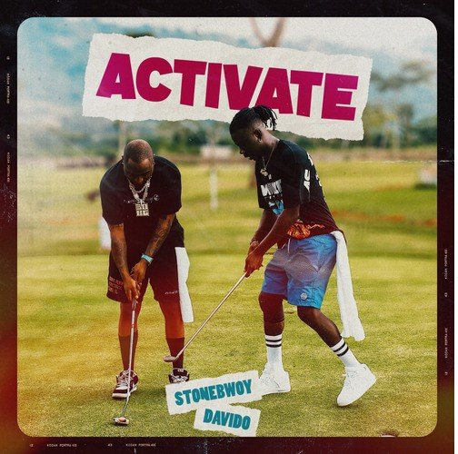 [Music] Stonebwoy Ft. Davido – Activate