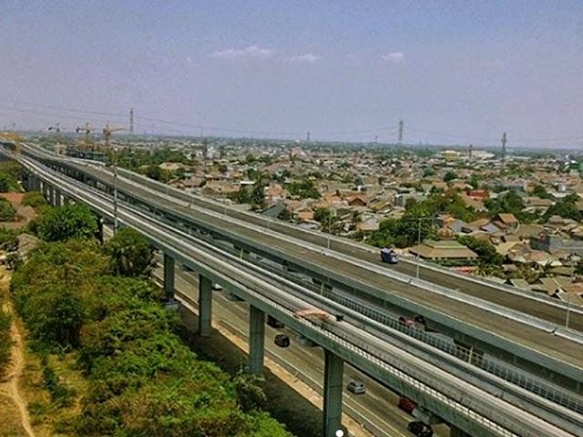 Ini yang Perlu Diketahui Sebelum Menggunakan Jalan Tol Layang Jakarta - Cikampek