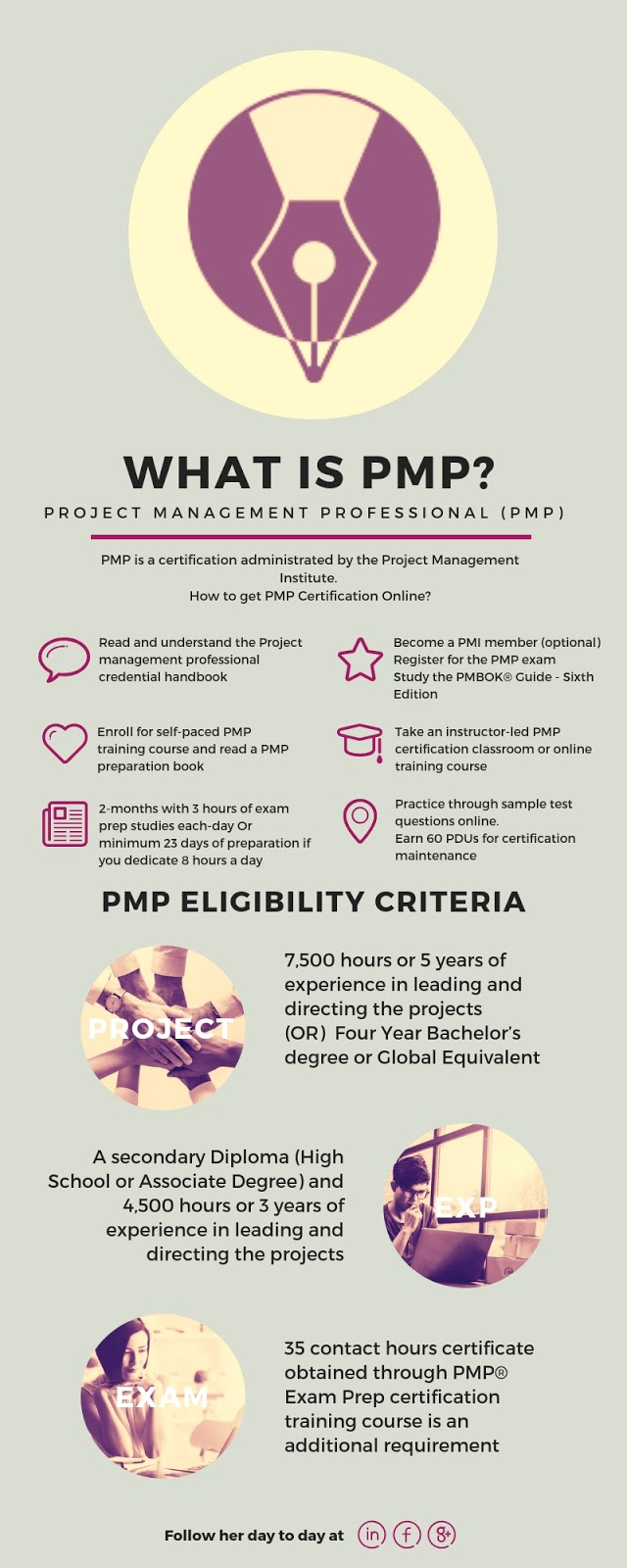 What Is Pmp How To Get Pmp Certification Online Best Blog In