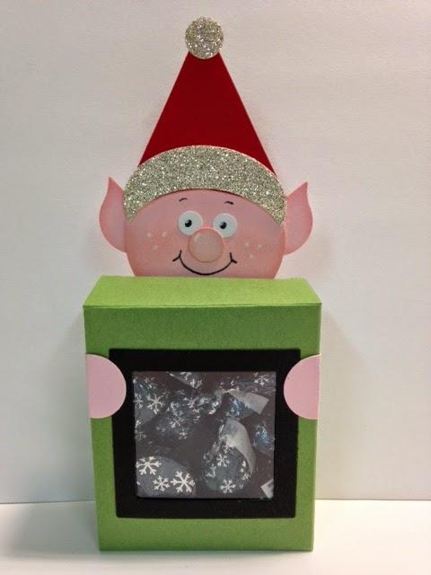 My Creative Corner Elf Kisses Gift Box