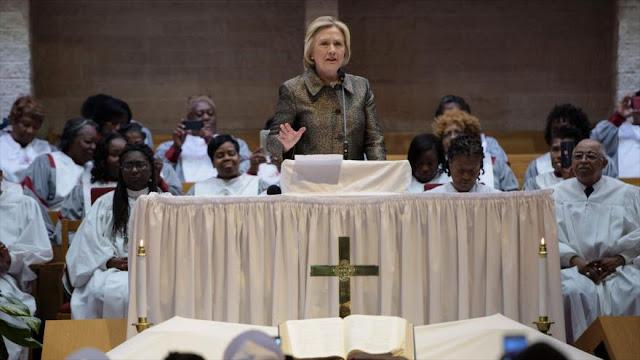 Hillary Clinton denuncia el racismo vigente en EEUU