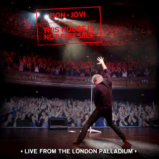 Bon Jovi - This House Is Not For Sale (Live From The London Palladium) (2016) - Album Download, Itunes Cover, Official Cover, Album CD Cover Art, Tracklist