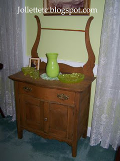 Wash stand  https://jollettetc.blogspot.com