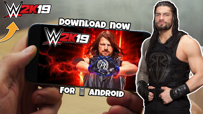 How to download WWE 2K19 on Android   PPSSPP Game for Android