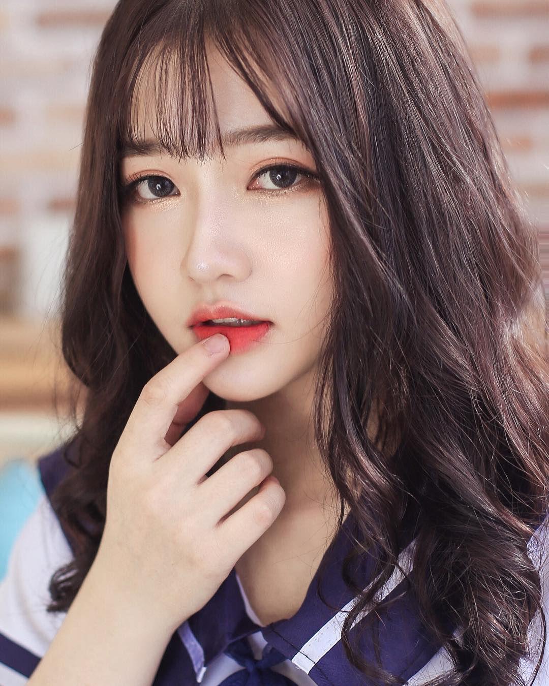 Ngắm ảnh Hot Girl Nguyễn Thùy Trang xinh đẹp quá cute