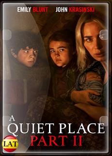 Un Lugar En Silencio Parte II (2021) DVDRIP LATINO