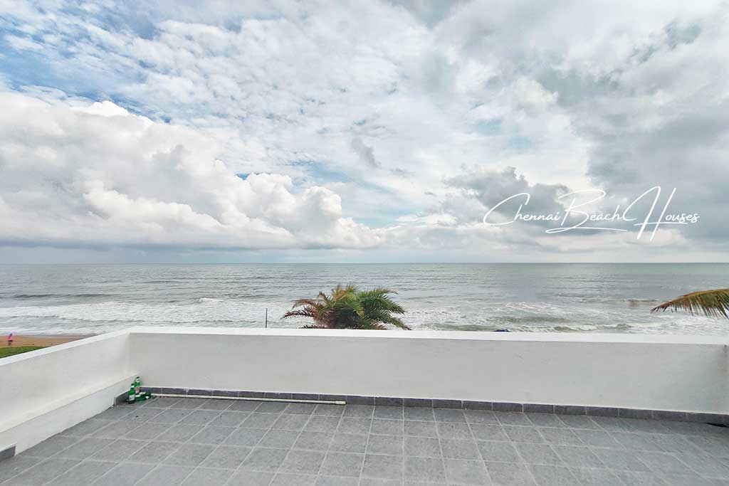 budget beach villa in ecr