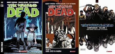 The Walking Dead - uscite di Novembre