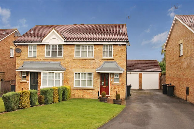 Harrogate Property Nerws - 3 bed semi-detached house for sale Bluebell Meadow, Harrogate HG3