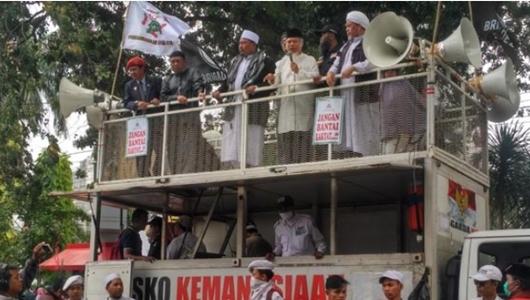 PA 212 Ancam Prabowo, Jangan Akui Kalah dari Jokowi-Ma'ruf, Jangan Berkhianat!