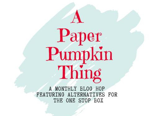 A Paper Pumpkin Thing Blog Hop:  Hugs From Shelli Kit