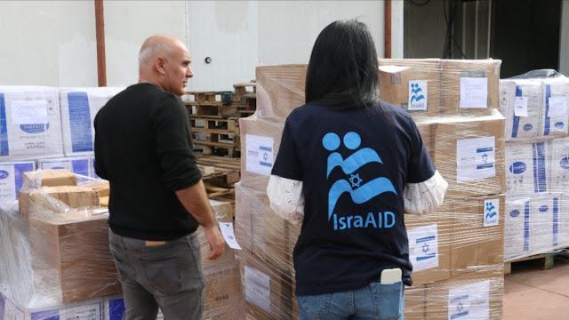 Israel mengirimkan alat pelindung coronavirus ke Cina