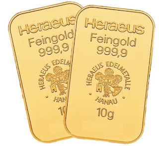 Sparen Sie in Gold, statt in Geld!