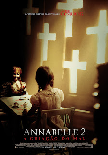 Annabelle 2 – A Criação do Mal Dublado Online