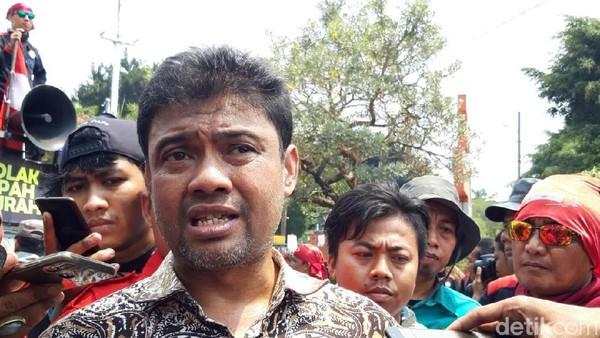 UU Cipta Kerja Resmi Diteken Jokowi, KSPI Bakal Gugat ke MK Pagi Ini