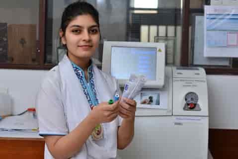 medical diploma nursing in pakistan