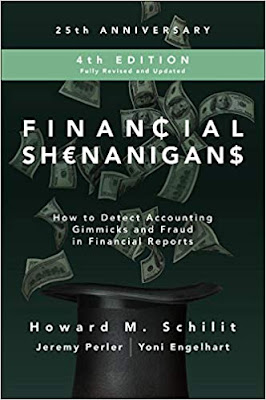 Financial Shenanigans: How to Detect Accounting Gimmicks and Fraud in Financial Reports - pdf free download