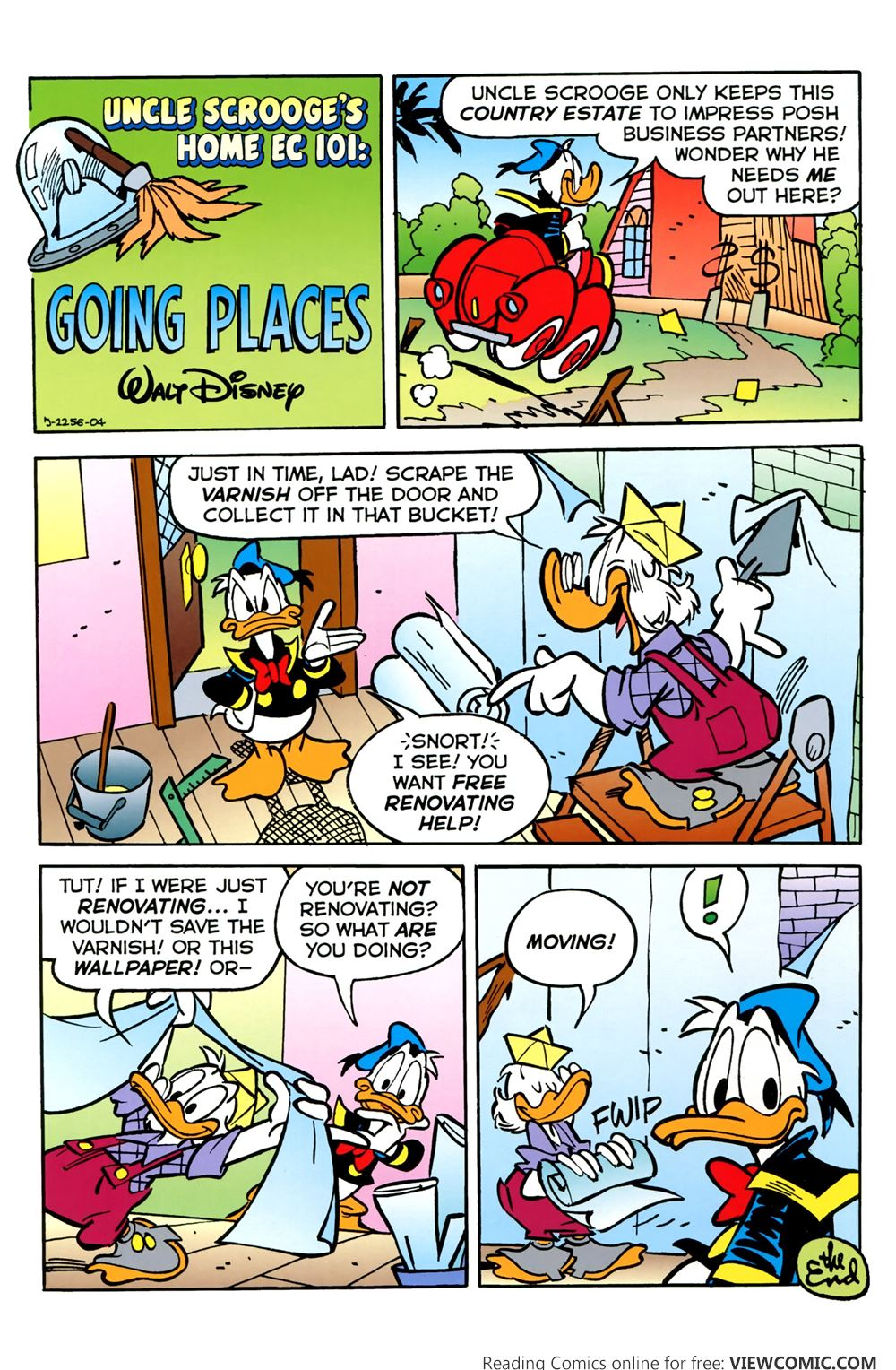 Uncle Scrooge Comics Pdf