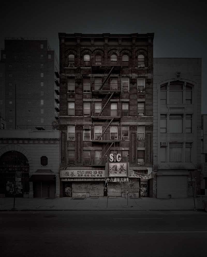 8241b963ab77 New series by fine art photographer Michael Massaia entitled For Xiaodan – Chinatown  Tenements