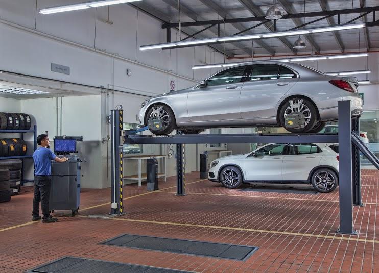 Motoring malaysia mercedes benz malaysia hap seng star for Mercedes benz rockville centre service