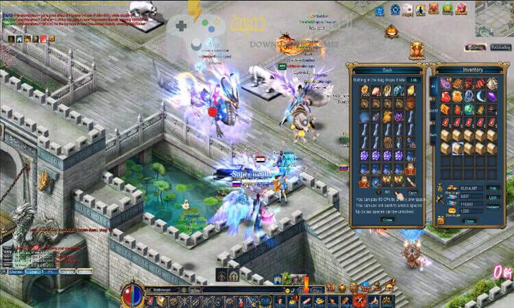 تحميل لعبة كونكر اون لاين للكمبيوتر وللاندرويد برابط مباشر Conquer