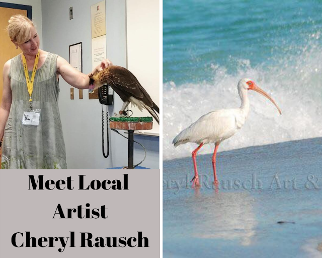 Interview with Chicago Suburban Artist Cheryl Rausch Illustrator and Photographer