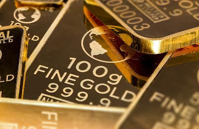 استثمار المال من الذهب