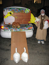 Simply Mommy Bible Costumes Trunk Treat Ideas
