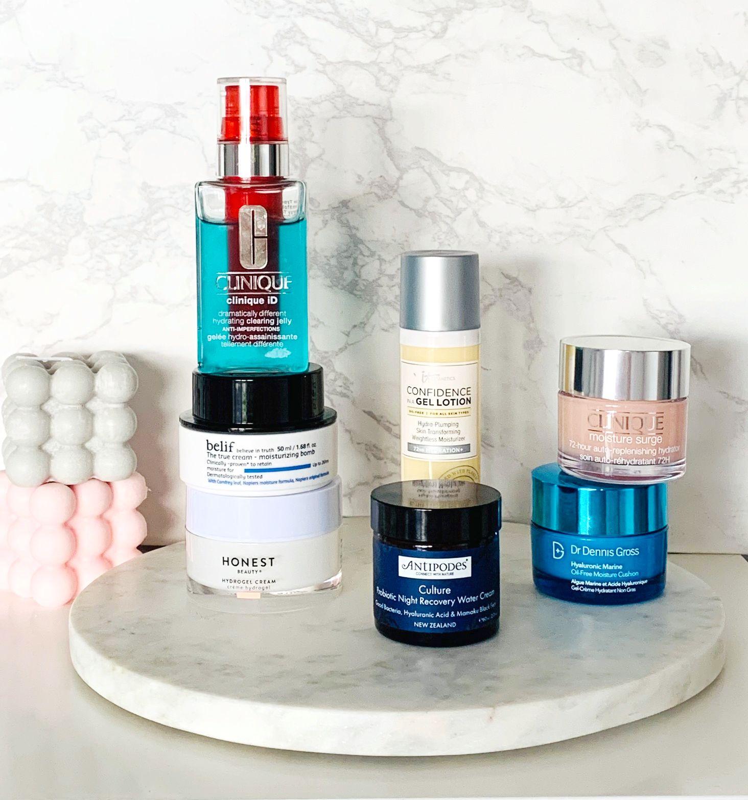 Seasonal switch up: moisturisers for dry skin