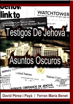 Varios Autores-Los Testigos De Jehová-Asuntos Oscuros-