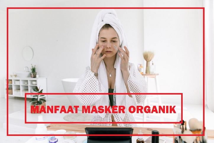 jenis masker organik