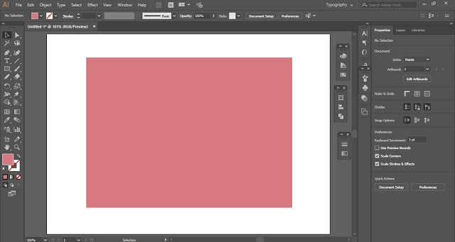Paper Cut-Out Text Effect in Adobe Illustrator