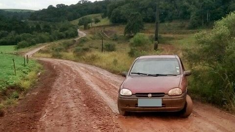 Pitanga: Moradores reclamam das condições das estradas rurais