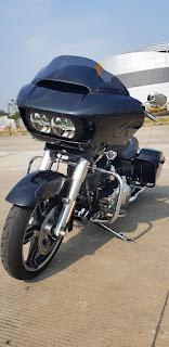 Roadglide spesial 2016 black glossy ..