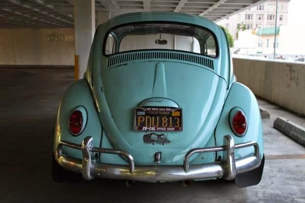 germany classic  volkswagen beetle auto restorationice