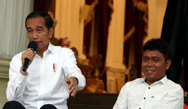 Jokowi soal Cuitan Stafsus Billy Mambrasar: Salah Dikit, Gak Apa-apa Lah